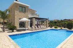 Villa Chriso in Coral Bay, Cyprus