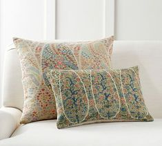 Find throw and accent pillows from Pottery Barn to easily update your space. Shop our pillow collection to find decorative pillows in classic styles, prints and colors. Velvet Pillows, Linen Pillows, Sofa Pillows, Accent Pillows, Throw Pillows, Throw Blankets, Bed Linen, Cushions, Pottery Barn Pillows