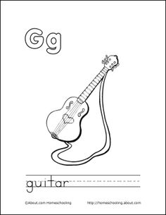 Letter Q Coloring Book Free Printable Pages Book letters and
