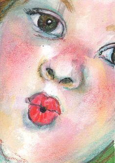 ACEO art reproduction by Maria PaceWynters  by MariaPaceWynters, $6.00