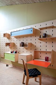 Smart #Storage Solutions via @Abbey Adique-Alarcon Porter Home magazine #seattle #decor