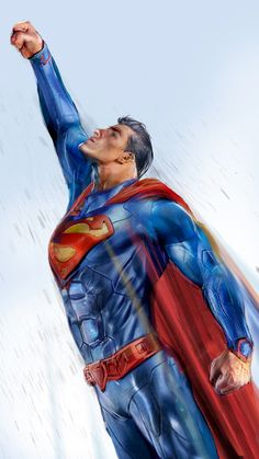 Superman by John Gallagher.