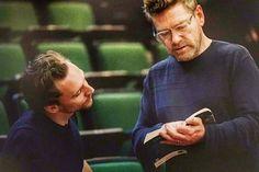 Tom Hiddleston and Kenneth Branaugh