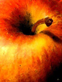 'Pomme d'amour' von Dirk h. Wendt bei artflakes.com als Poster oder Kunstdruck $18.03