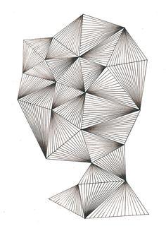 「Line Illustration」  Design: 岩松亮太