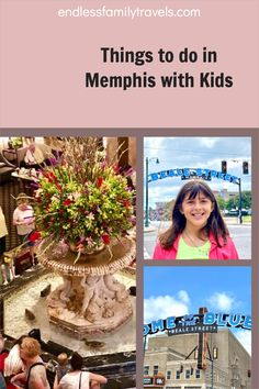 Memphis is known for its rich river history and blues music, but there are things to do in Memphis with kids too! #Memphis #Kids #BassPro Travel With Kids, Family Travel, Best Family Vacation Spots, Stuff To Do, Things To Do, Blues Music, Memphis, Travel Tips, River