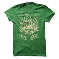 CULLEN THING T-SHIRT - #student gift #monogrammed gift. LIMITED TIME => https://www.sunfrog.com/No-Category/CULLEN-THING-T-SHIRT.html?68278