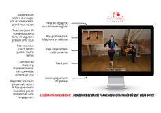 DES COURS DE DANSE FLAMENCO EN STREAMING À UN SUPER PRIX. Plus d'informations: http://lasonantaclasses.com