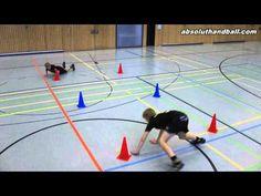 Sport im Fokus: Training exekutiver Funktionen und der Selbstregulation im Handball - YouTube