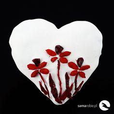 Walentynkowe ciasteczka serca - spodobają się każdemu! - Sama robię