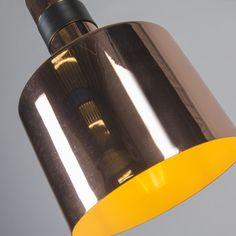 Pendant Lamp Fiesta 1 Copper