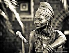 Axel Bührmann's photograph of Angus Taylor's life-size bronze sculpture of Brenda Fassie outside Bassline, a music venue in Johannesburg, South Africa. Brenda, African Culture, Female Singers, My People, Black Art, South Africa, Statue, Photography, Fictional Characters