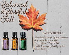 Oily Living Blog | doTERRA October specials