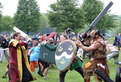 PC, NPC and Boffers: Are You a LARP Expert?