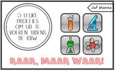Juf Shanna: Kinderboekenweek 2015: 5 leuke proefjes
