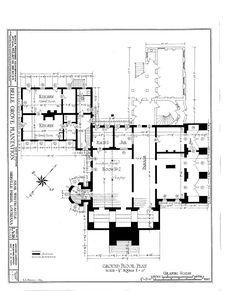 HABS LA,24-WHICA.V,1- (sheet 1 of 36) - Belle Grove, White Castle, Iberville Parish, LA