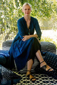 Spotlight On: Tiina Laakkonen    ( look at those groovy sandals )!!!!!