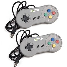 Amazon Lightning Deal 53% claimed: kiwitatá Classic Retro Super Nintendo SNES USB Controller Jopypads for Win PC... http://www.lavahotdeals.com/ca/cheap/amazon-lightning-deal-53-claimed-kiwitata-classic-retro/129106