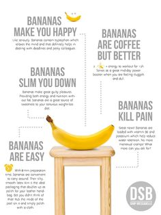 Starting to eat a banana a day! So many health benefits.