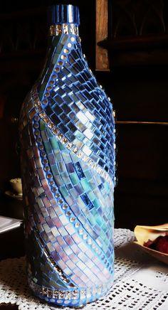 Blue Bottle - finish 004 | Flickr - Photo Sharing!