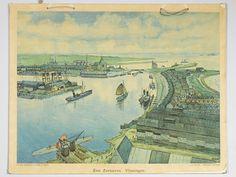 Zeehaven van Vlissingen.