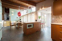 56 Best Mid Century Modern Kitchen Images Mid Century