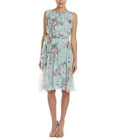 MAX MARA Maxmara A-Line Silk Dress'. #maxmara #cloth #dresses