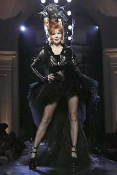 Jean Paul Gaultier @ Haute Couture A/W 2011 - SHOWstudio - The Home of Fashion Film