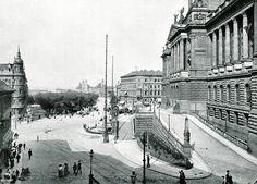 Czech Republic - Old Prague (National Museum in Year 1910 (Magazin Český svět)
