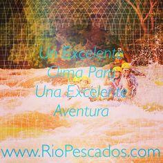 Un #excelente #clima para una excelente #aventura http://www.riopescados.com #Veracruz #Jalcomulco