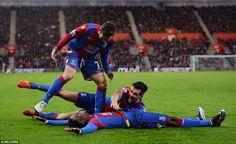 Southampton v Palace - FA Cup Round Crystal Palace Fc, Fa Cup, Southampton, Goal, Football, Running, Celebrities, Sports, Soccer