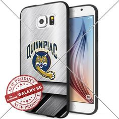 Case Quinnipiac Bobcats Logo NCAA Gadget 1475 Samsung Galaxy S6 Black Case Smartphone Case Cover Collector TPU Rubber original by Lucky Case [Metal BG] Lucky_case26 http://www.amazon.com/dp/B017X13ZNM/ref=cm_sw_r_pi_dp_GMPswb02R96MS