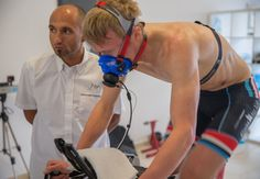 VO2max and lactate threshold testing - Allan Hovda