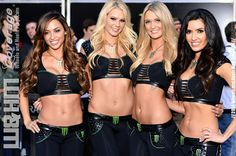 W&HM / Wheels And Heels Magazine: Super Highlights of 2014 #Monsterenergy #SuperCross #Anaheim #Model Coverage