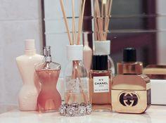 Perfumes from my bathroom