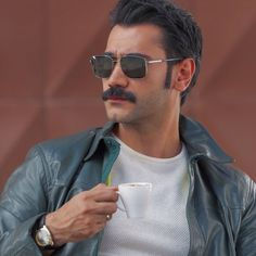 Drama News, Beautiful Men Faces, Turkish Actors, Male Face, Abs, Mens Sunglasses, Handsome, Celebs, Outline