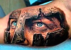 spartan tattoo ideas