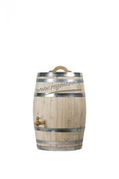 Regenton 150 liter nieuw met kraan en handvat - Webshop - Regenton.nl