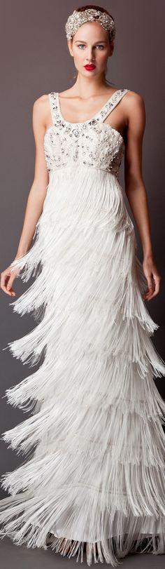 The 'Errico Maria' Gown, '20's Style.- ~LadyLuxury~