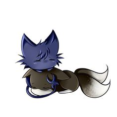 Kuro - Sleepy Ash & Tsubaki