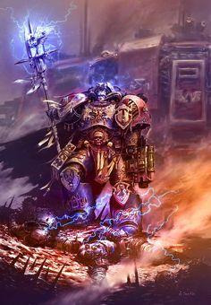 Librarian Colored by MajesticChicken.deviantart.com on @deviantART