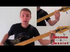 Bass Chord Pro - All The Chords You'll Ever Need On Bass - Lesson 1 - The Major Chord - YouTube