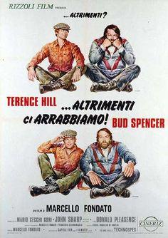 ...altrimenti ci arrabbiamo! (1974) | FilmTV.it