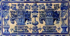 Detail of a tile panel, the Mouraria district , Lisbon  https://www.facebook.com/tamancos.vermelhos