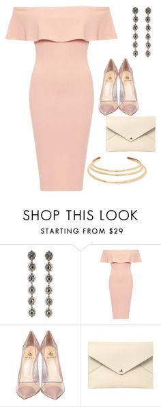 """Untitled #546"" by samson-90 on Polyvore featuring Gucci, Semilla, Louis Vuitton and Kenneth Jay Lane"