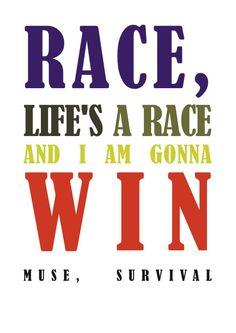 Muse, Survival