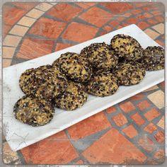 Peccati di torta: Biscotti vegani con semi misti e polpa di frutta