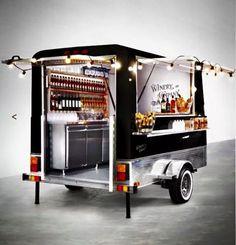 trailer gastronomico food truck homologado y patentable !