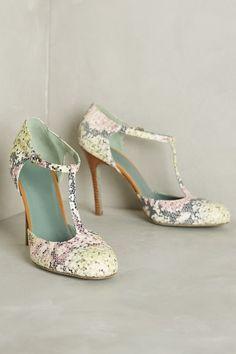 Mosaico Rosa Heels #anthrofave