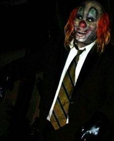"Shawn ""Clown"" Crahan (Slipknot)"